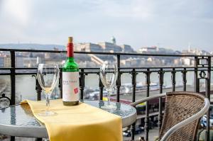 Danube Pest-side Apartment, Apartmanok  Budapest - big - 14