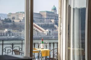 Danube Pest-side Apartment, Apartmanok  Budapest - big - 5
