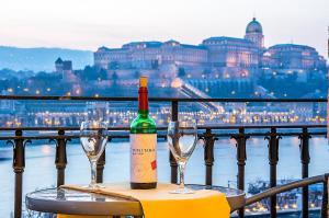 Danube Pest-side Apartment, Apartmanok  Budapest - big - 1