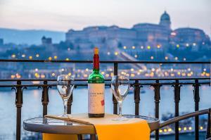 Danube Pest-side Apartment, Apartmanok  Budapest - big - 33