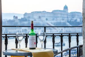 Danube Pest-side Apartment, Apartmanok  Budapest - big - 31