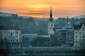 Danube Pest-side Apartment, Apartmanok  Budapest - big - 30