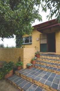 Skarbek Guesthouse, Affittacamere  Machadodorp - big - 5