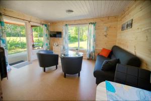 Hamgården Nature Resort Tiveden, Case di campagna  Tived - big - 22