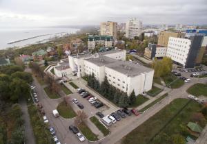 Ульяновск - Hotel Oktyabrskaya