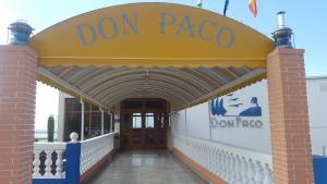 Гран-Канария - Apartamentos Don Paco