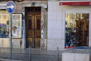 Apartamento Porta da Figueira, Апартаменты  Лиссабон - big - 38