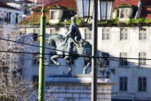 Apartamento Porta da Figueira, Апартаменты  Лиссабон - big - 40