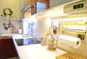 Classic Flat at Basilica, Apartments  Budapest - big - 9
