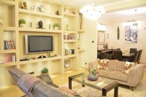 Classic Flat at Basilica, Apartments  Budapest - big - 18