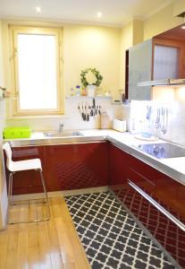 Classic Flat at Basilica, Apartments  Budapest - big - 21