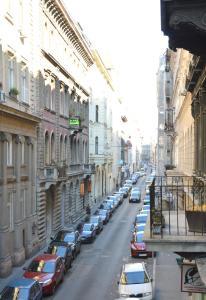 Classic Flat at Basilica, Apartments  Budapest - big - 29