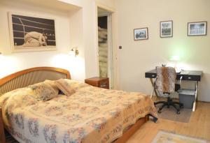 Classic Flat at Basilica, Apartments  Budapest - big - 37