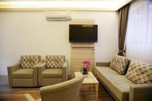 Al Khaleej, Apartmanhotelek  Isztambul - big - 26