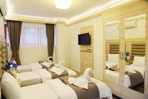 Al Khaleej, Apartmanhotelek  Isztambul - big - 25