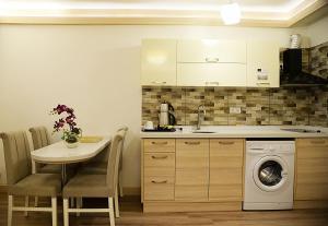 Al Khaleej, Apartmanhotelek  Isztambul - big - 24