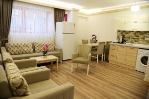 Al Khaleej, Apartmanhotelek  Isztambul - big - 16
