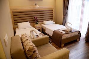 Al Khaleej, Apartmanhotelek  Isztambul - big - 14