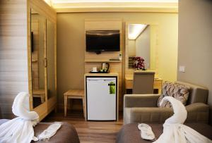Al Khaleej, Apartmanhotelek  Isztambul - big - 13