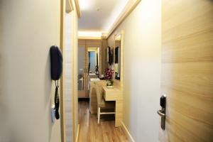 Al Khaleej, Apartmanhotelek  Isztambul - big - 12