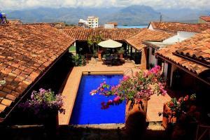 La Serrana Hostal Spa, Hotel  Socorro - big - 1