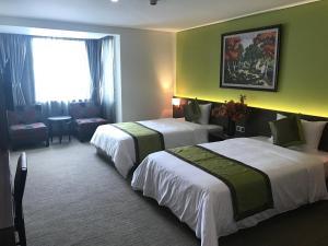 Hotel Kuretakeso Tho Nhuom 84, Hotel  Hanoi - big - 3