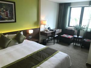 Hotel Kuretakeso Tho Nhuom 84, Hotel  Hanoi - big - 5
