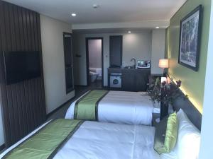 Hotel Kuretakeso Tho Nhuom 84, Hotel  Hanoi - big - 13