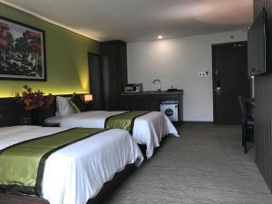 Hotel Kuretakeso Tho Nhuom 84, Hotels  Hanoi - big - 21