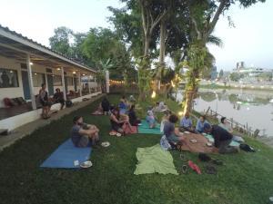 Ban Narai River Guesthouse, Panziók  Csiangmaj - big - 32