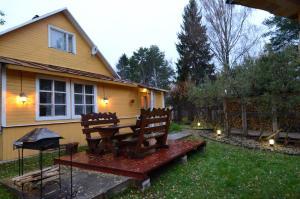 SeligerLAND cottage #1, Villen  Nikola Rozhok - big - 1