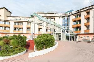 Lotus Therme Hotel & Spa, Resort  Hévíz - big - 27