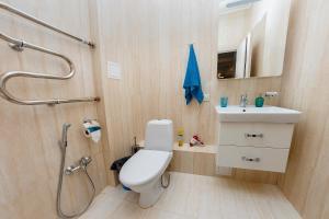 Apartments on Zheltoksan 2/1, Apartments  Astana - big - 15