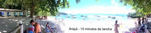 Pousada Costa Verde, Pensionen  Vila Muriqui - big - 6