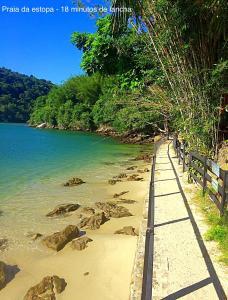 Pousada Costa Verde, Pensionen  Vila Muriqui - big - 37