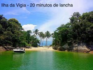 Pousada Costa Verde, Pensionen  Vila Muriqui - big - 3