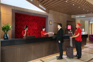Swiss-Belinn Panakkukang, Hotel  Makassar - big - 38