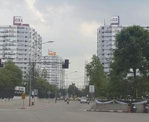 Popular Condo P1 IMPACT, Appartamenti  Nonthaburi - big - 10