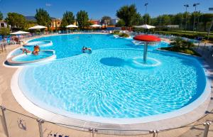 Numanablu Family Resort & Camping, Marcelli
