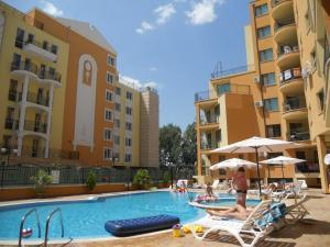 Bulgarienhus Amadeus 15 Apartments, Apartments  Sunny Beach - big - 12