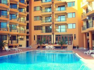 Bulgarienhus Amadeus 15 Apartments, Apartments  Sunny Beach - big - 13