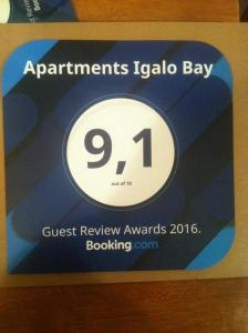Apartments Igalo Bay