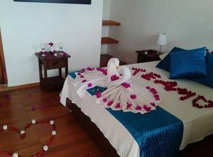 Santa María de la Rueda, Отели типа «постель и завтрак»  Barichara - big - 19