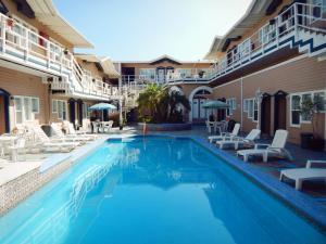 Hotel Villa Fontana Inn, Hotely  Ensenada - big - 16