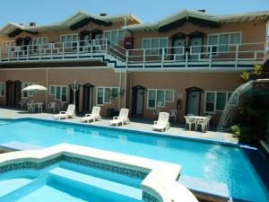 Hotel Villa Fontana Inn, Hotely  Ensenada - big - 20
