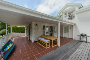 Shorebreak, Dovolenkové domy  Plettenberg Bay - big - 8