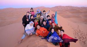 Riad Desert Camel, Hotels  Merzouga - big - 87