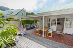 Shorebreak, Dovolenkové domy  Plettenberg Bay - big - 21