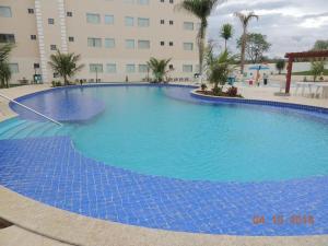 Apartamento Encontro das Águas Thermas, Apartmanok  Caldas Novas - big - 19