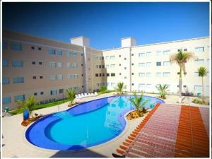 Apartamento Encontro das Águas Thermas, Apartmanok  Caldas Novas - big - 21